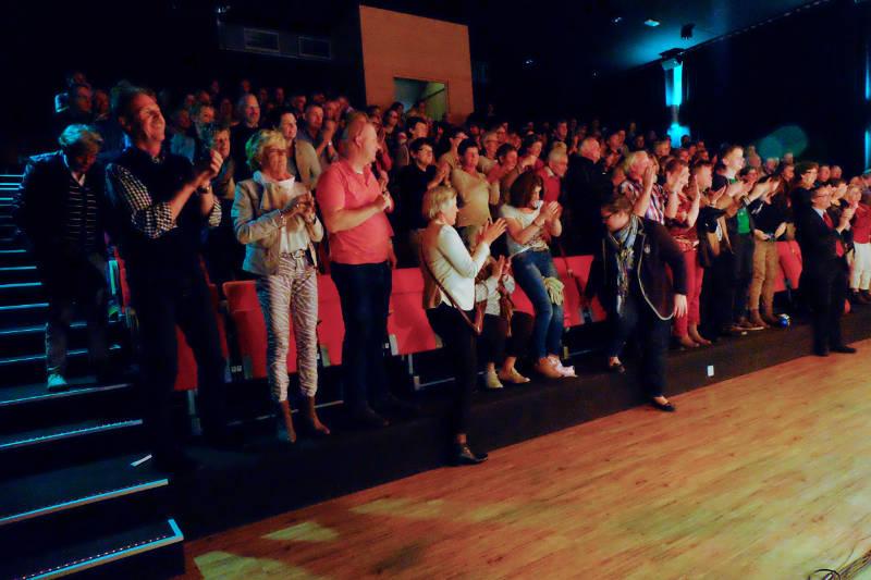 foto publiek Popkoor Tuesday Fever